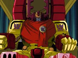 Lord Megatron 7