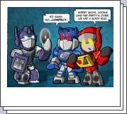 Transformers Fan Art