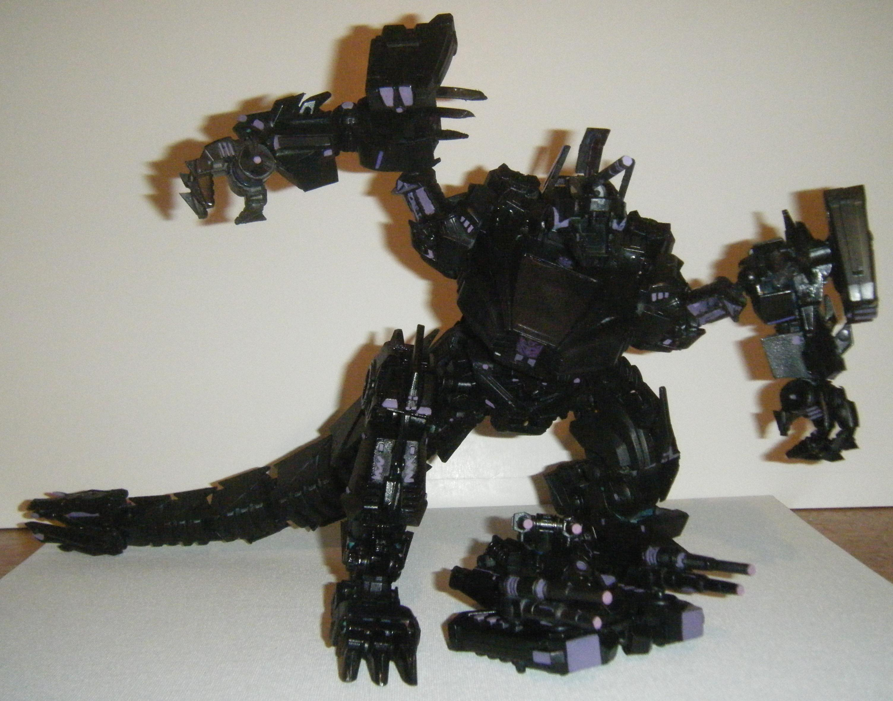 WFC Trypticon Leader class -004 jpgTrypticon War For Cybertron Toy
