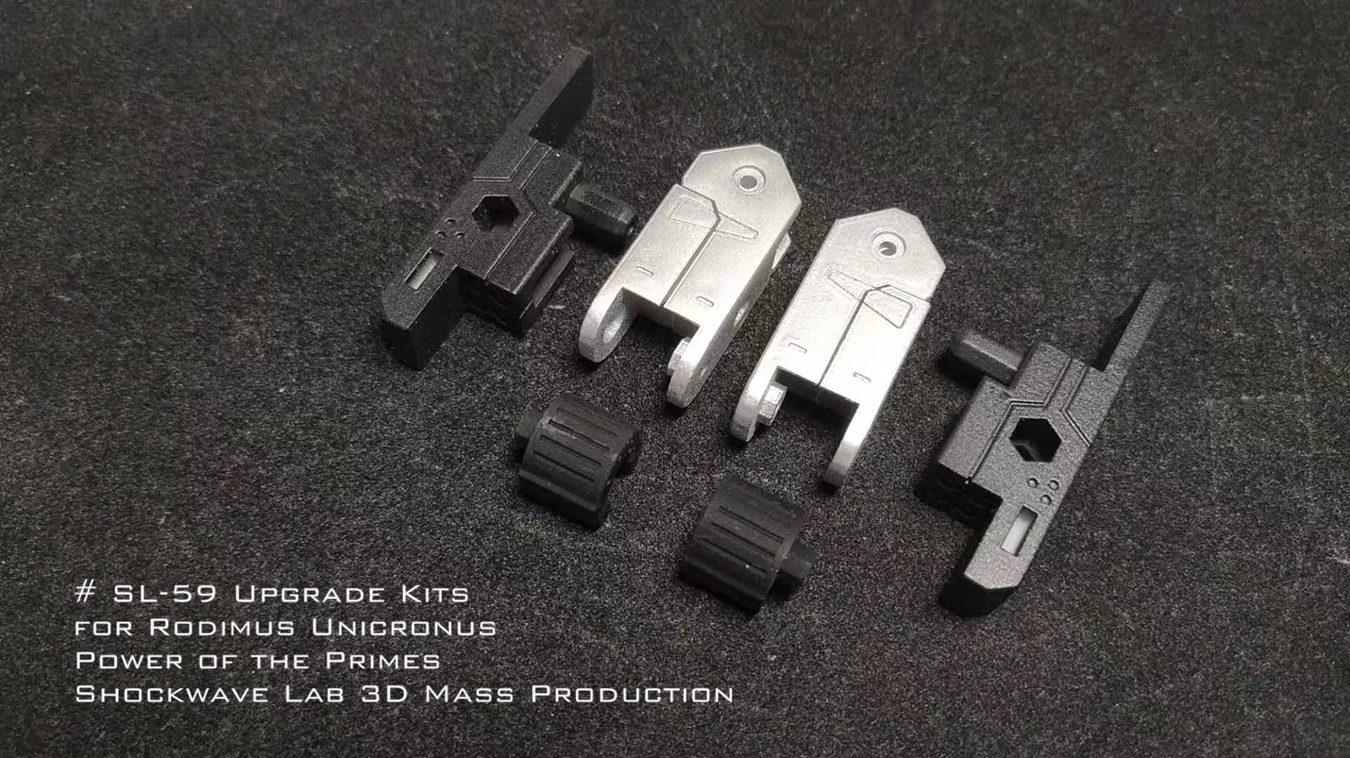 Shockwave Lab SL-35 Weapon Kits for Rodimus Unicorn,In stock!