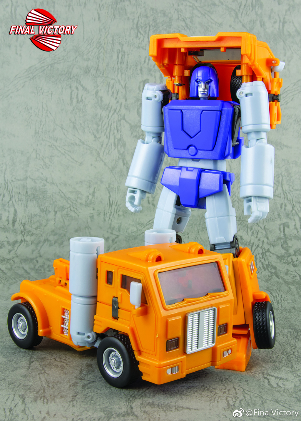 Transformers FinalVictory FV Three strong warriors Warpath Huffer Brawn Suit