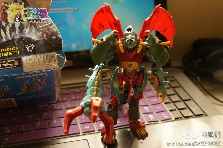 New Beast Hunters Ripclaw And Starscream Images-04.jpg