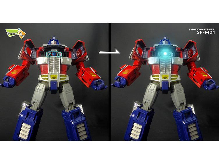 Transformers MP-10 Weapon Axe Kit For Custom