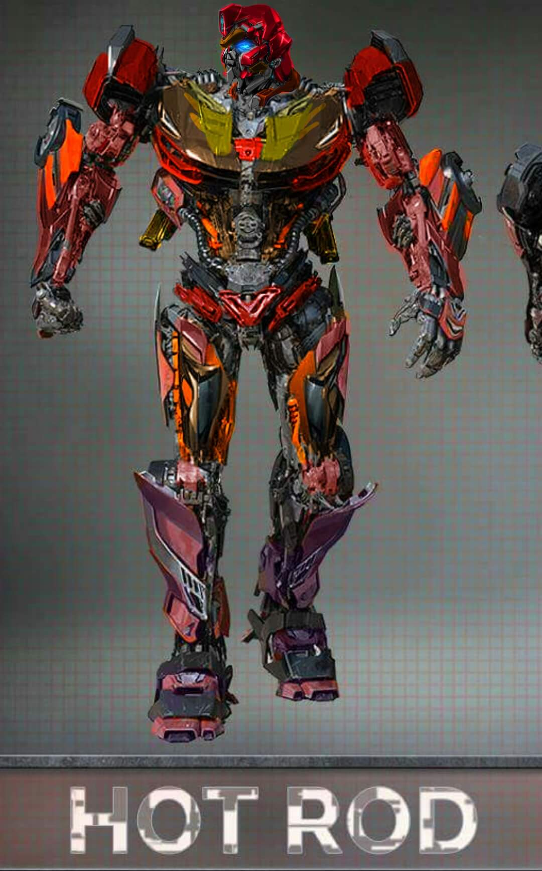 Transformers 5 Hot Rod Revealed Page 9 Tfw2005 The