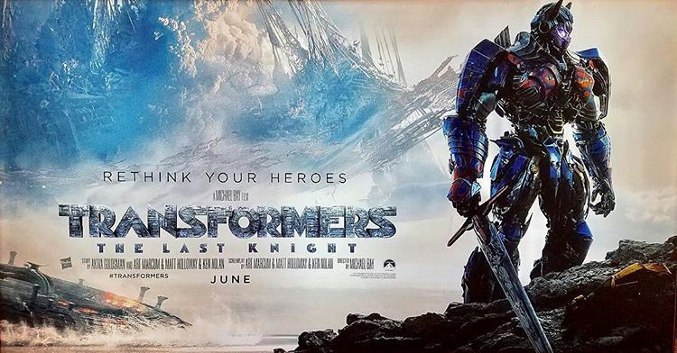Image result for transformers the last knight poster