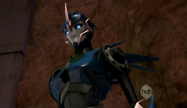 Transformers Prime - Screen Captures List and Discussion-2011.01.07_19.33.jpg