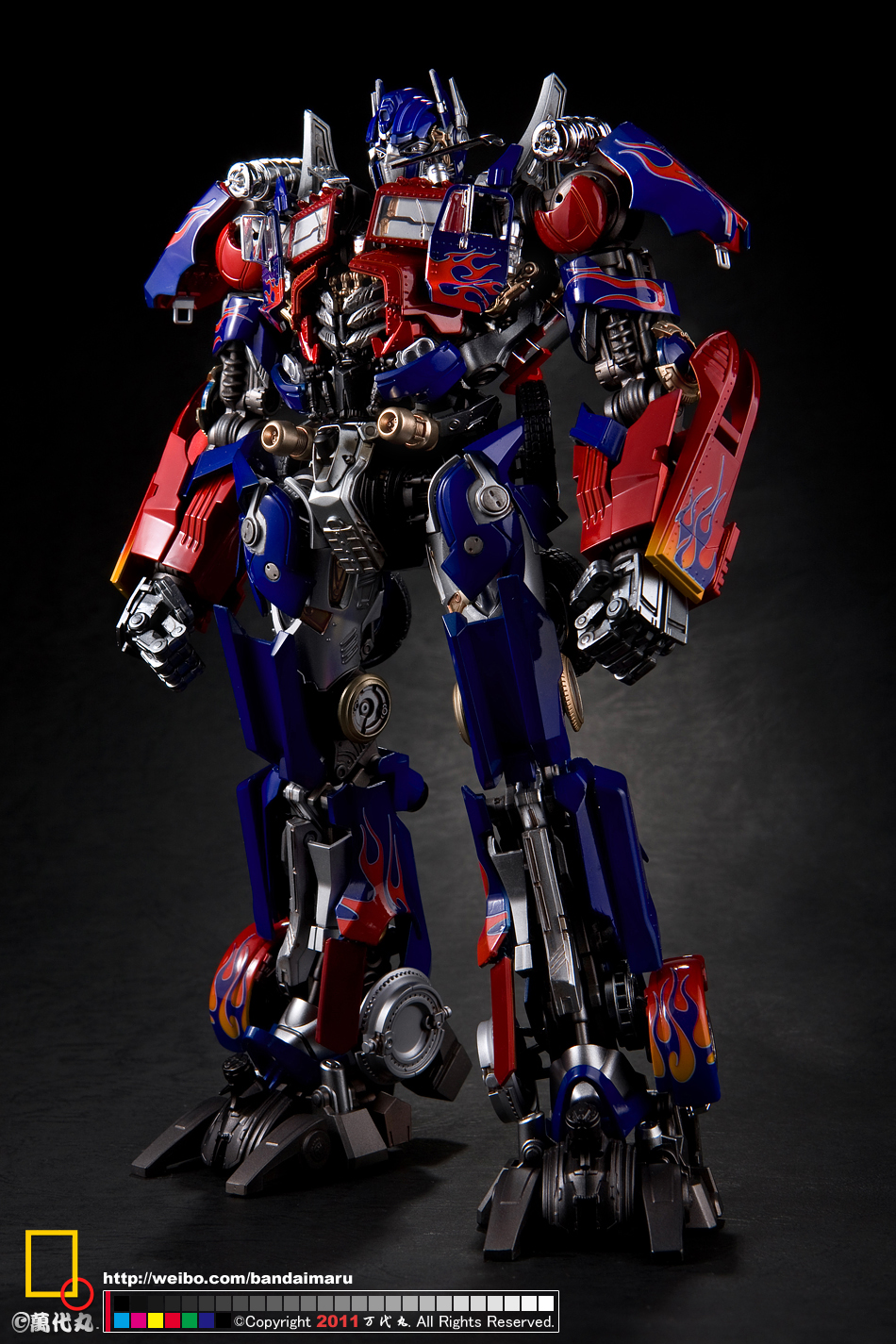 Takara Tomy Optimus Prime Model Kit Dual Model Kit Optimus Prime
