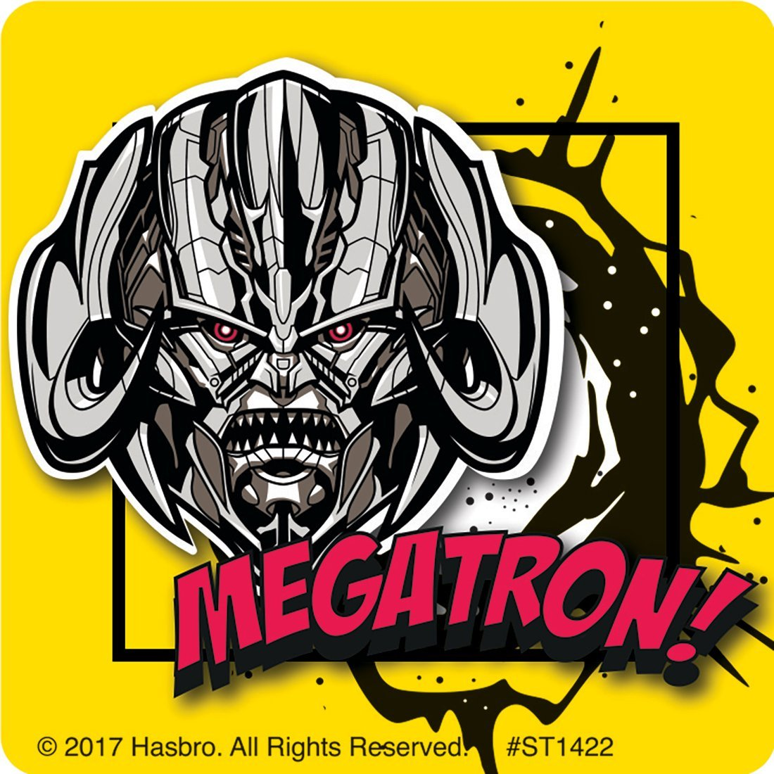 Transformers The Last Knight Stickers 006
