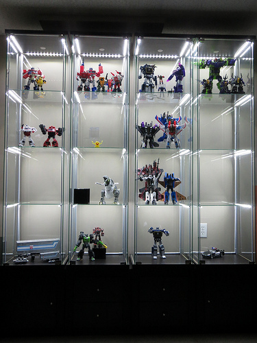 Ikea detolf display cases page 61 for Hot toys display case ikea