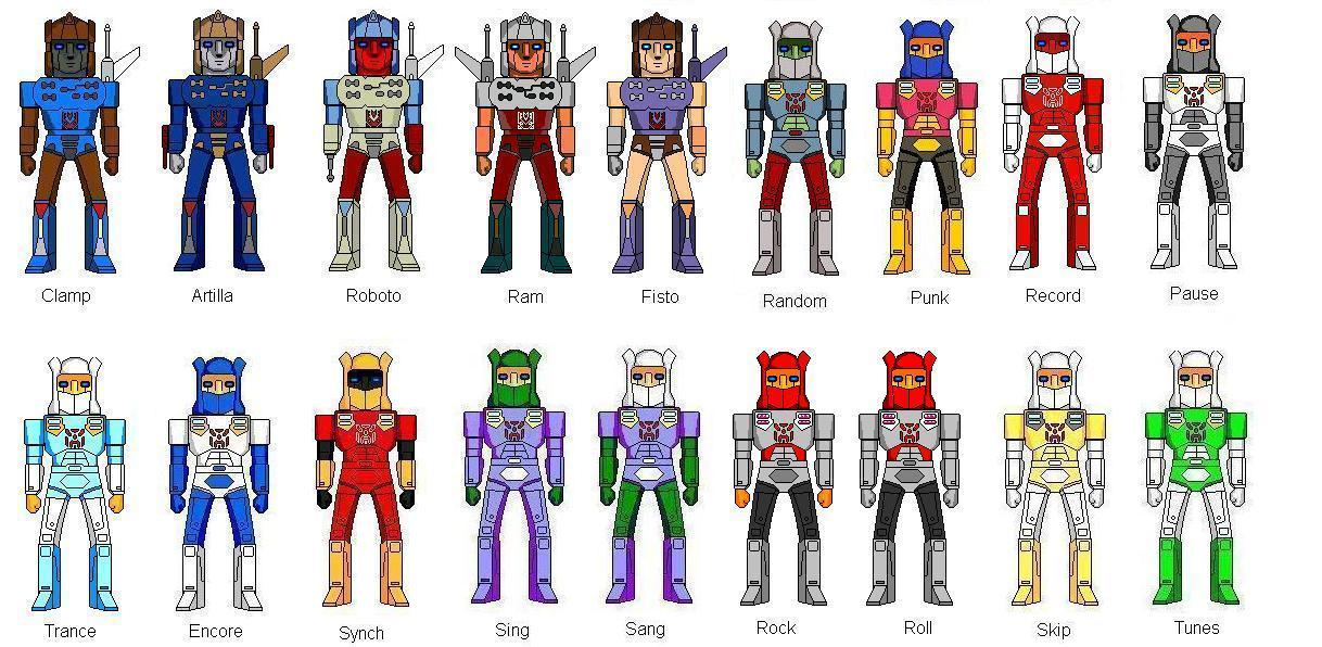 Transformers Names And Pictures List | www.imgkid.com ...