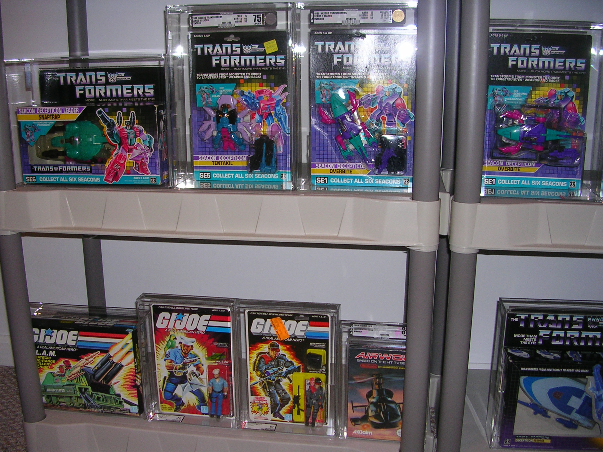 My Slowly Growing G1 AFA Collection-afa-room-5-june-2009-007.jpg