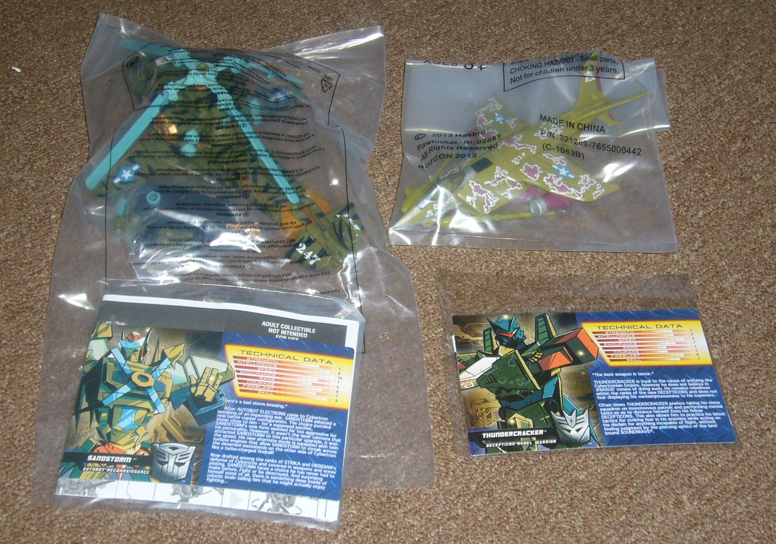 HUGE Collection Sale: Botcon, TFCC, Exclusives, G1, Universe, Classics and MORE-botcon2013sandstormthundercracker.jpg