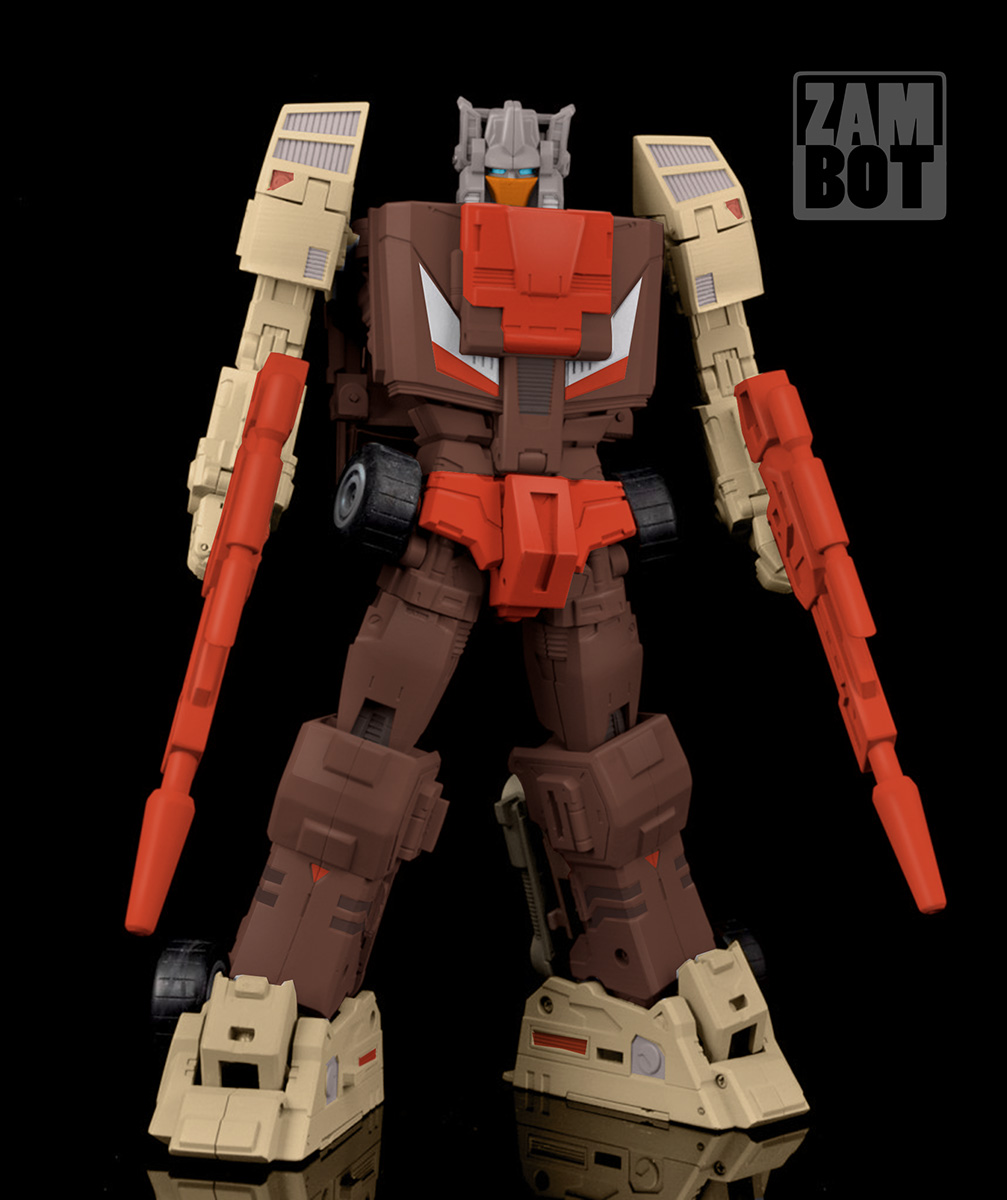Maketoys Cupola Rm 01 Mp Chromedome Page 30 Tfw2005 The 2005 Boards