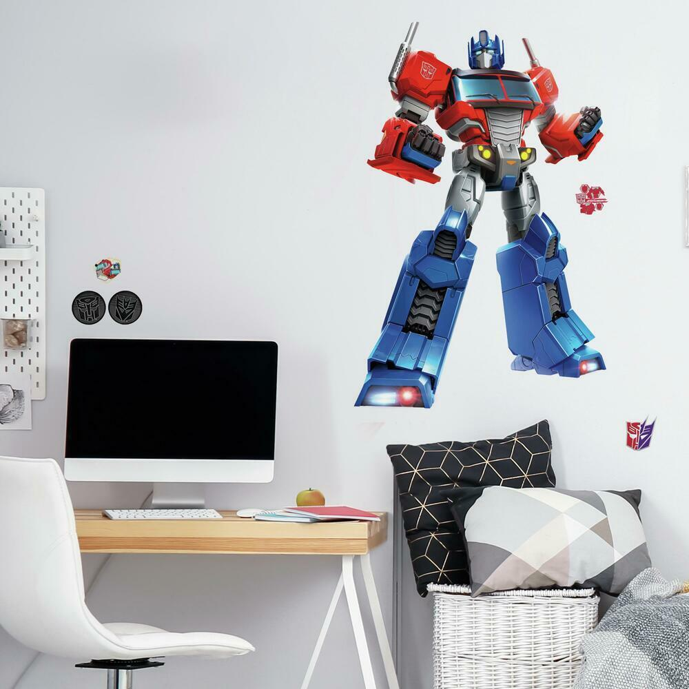 CLASSIC OPTIMUS PRIME PEEL AND STICK GIANT WALL DECALS-1.jpg