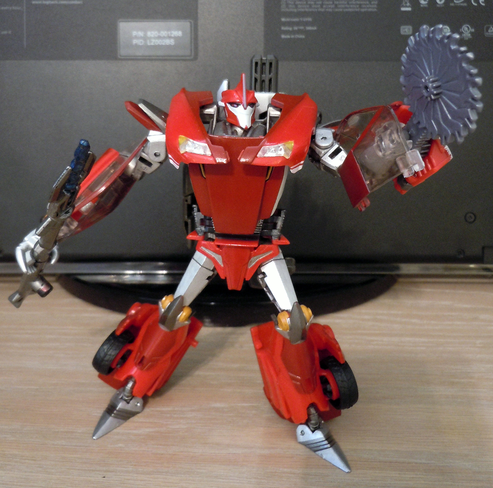 Transformers Tav11 Bloody Knockout