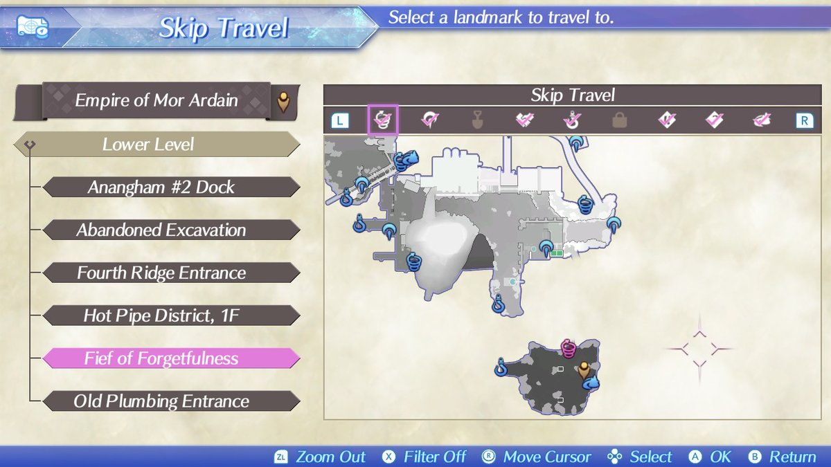 xenoblade geothermal plant lobby how to get there
