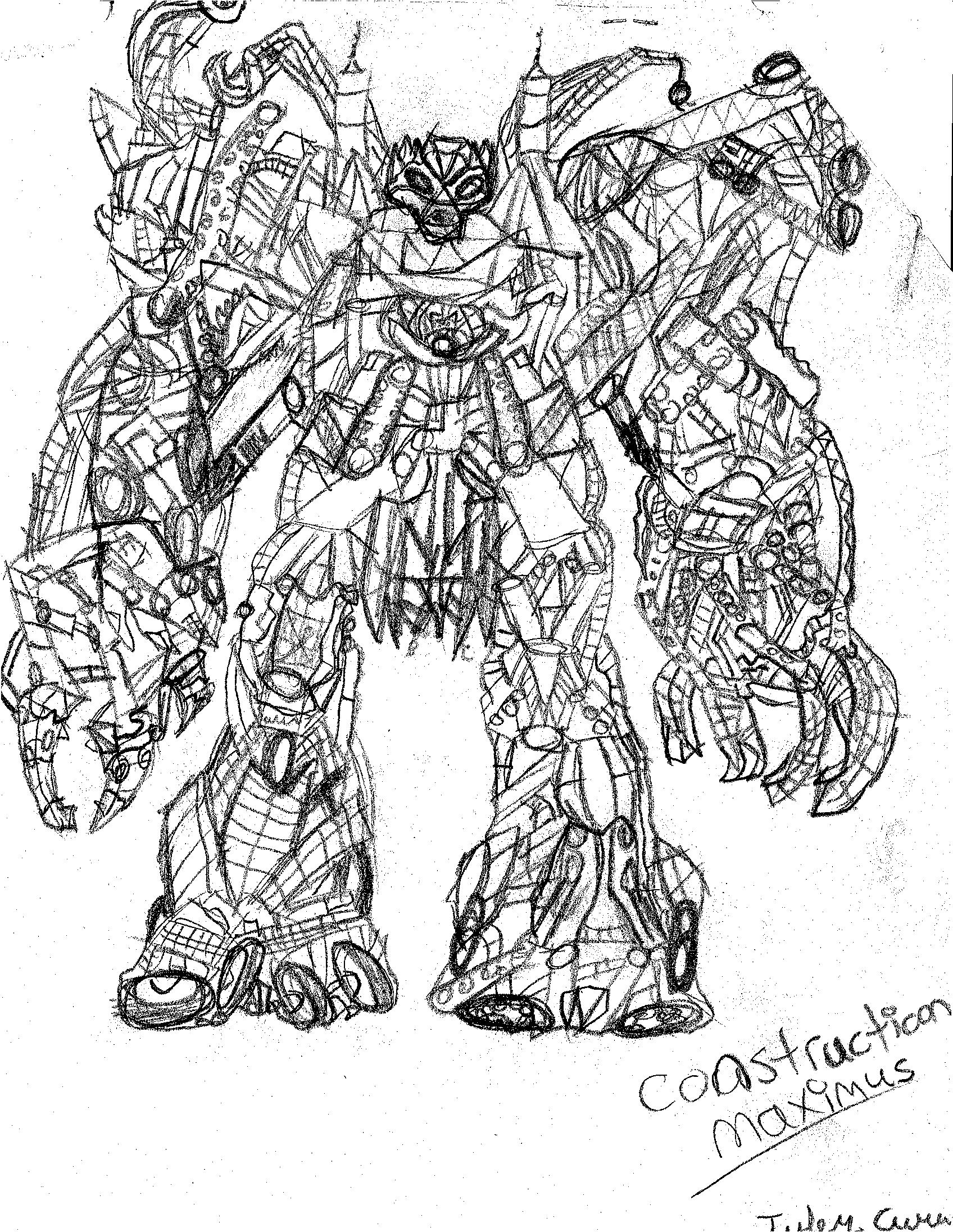2d artwork movie constructicon maximus tfw2005 the 2005 boards