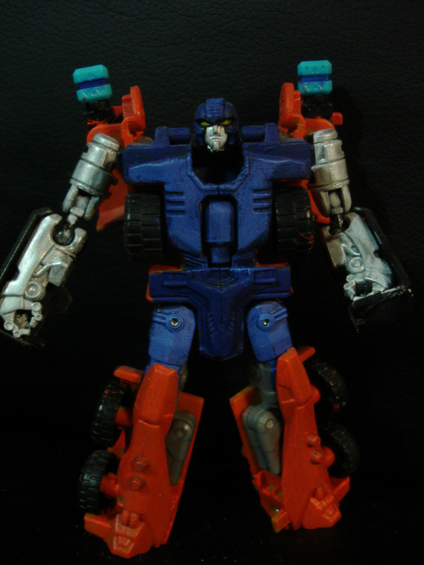 """CHUG Huffer - another """"what hasbro shoulda/ coulda done! """"-dsc01360.jpg"""