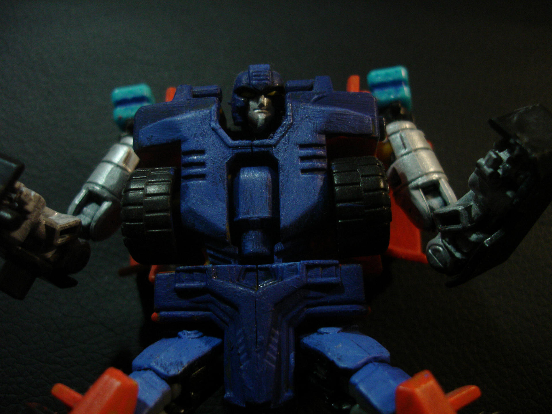 """CHUG Huffer - another """"what hasbro shoulda/ coulda done! """"-dsc01369.jpg"""