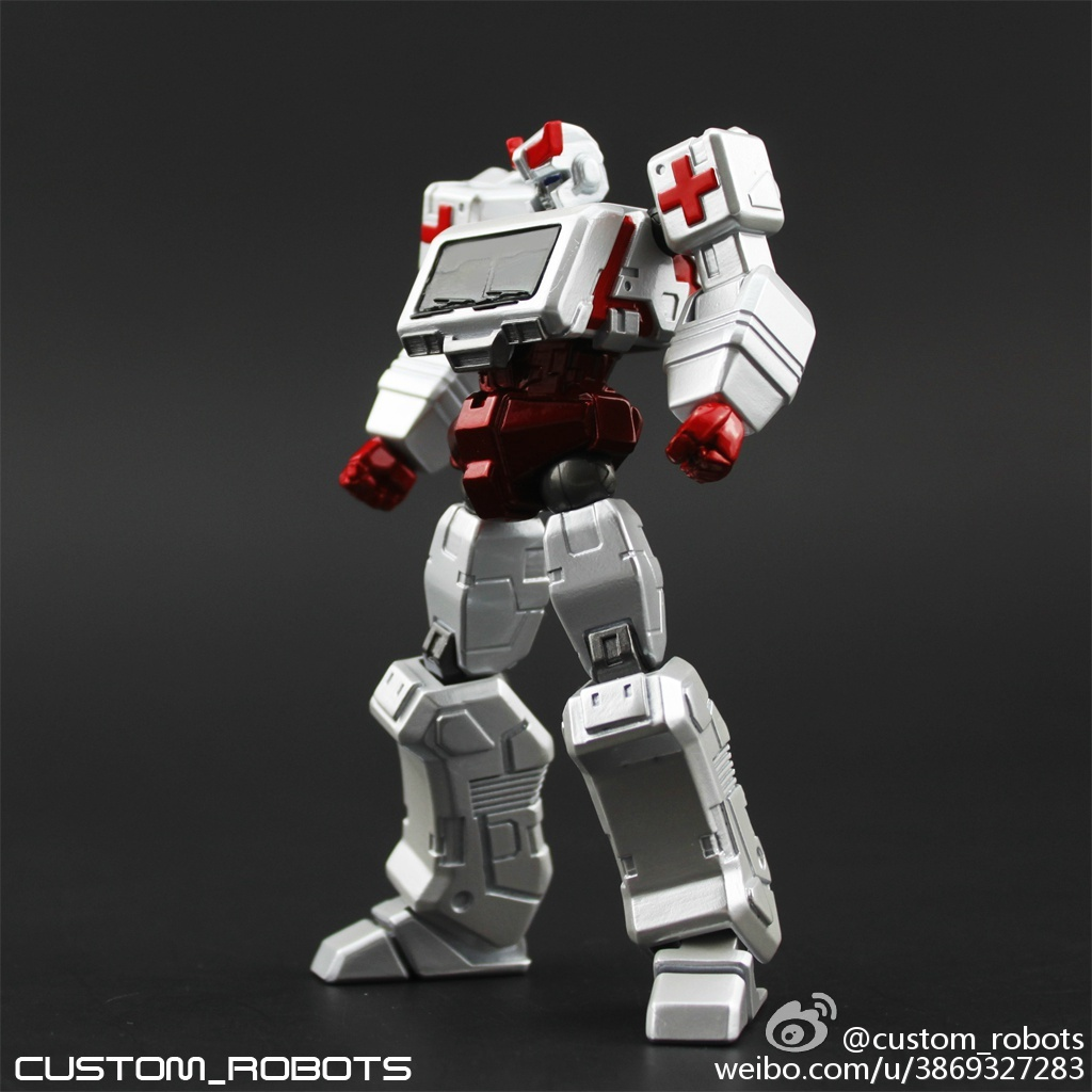 Custom_Robots Ratchet - TFW2005.com