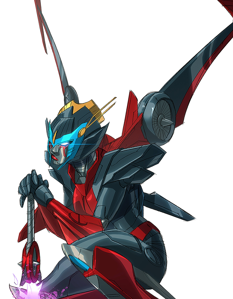 First Look at Transformers Windblade 3 Comic Book Art by Sarah Stone (5).jpg