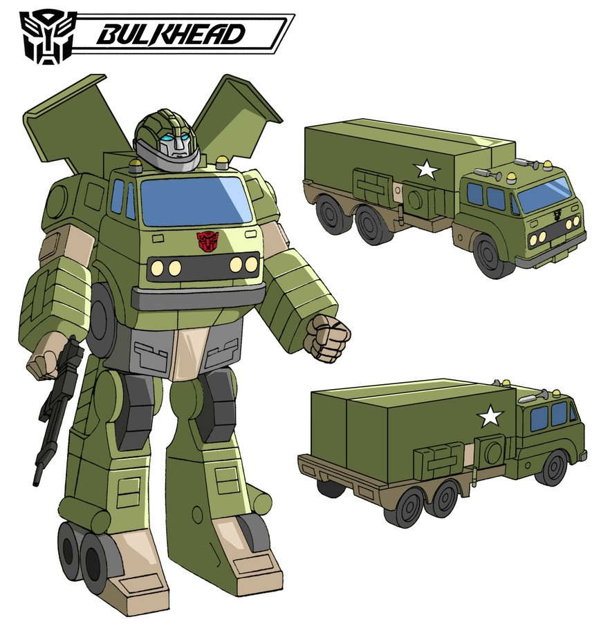 I'd love to see a G1 Lockdown | TFW2005 - The 2005 Boards