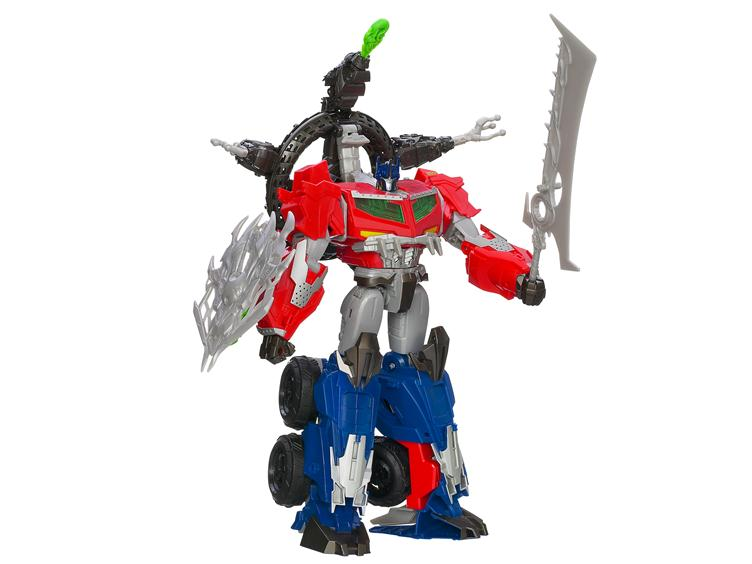 Official Images for Ultimate-Class Beast Hunters Optimus Prime and Predaking-has22376.jpg