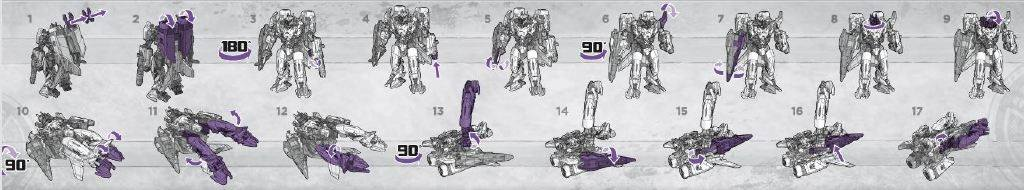 Transformers Movie Toys Revealed Cybertron Planet Leader