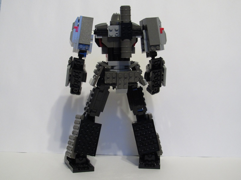 kre o megatron instructions