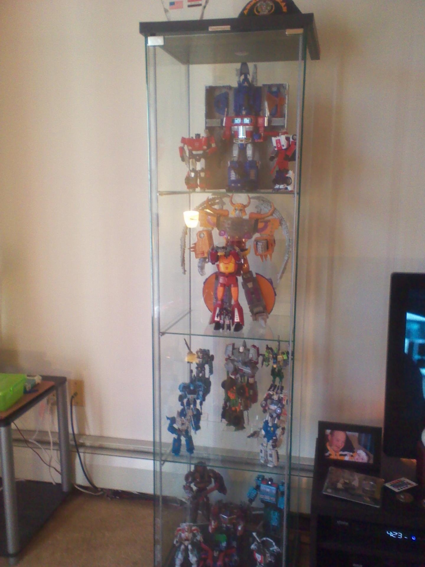 Ikea detolf display cases page 20 for Hot toys display case ikea