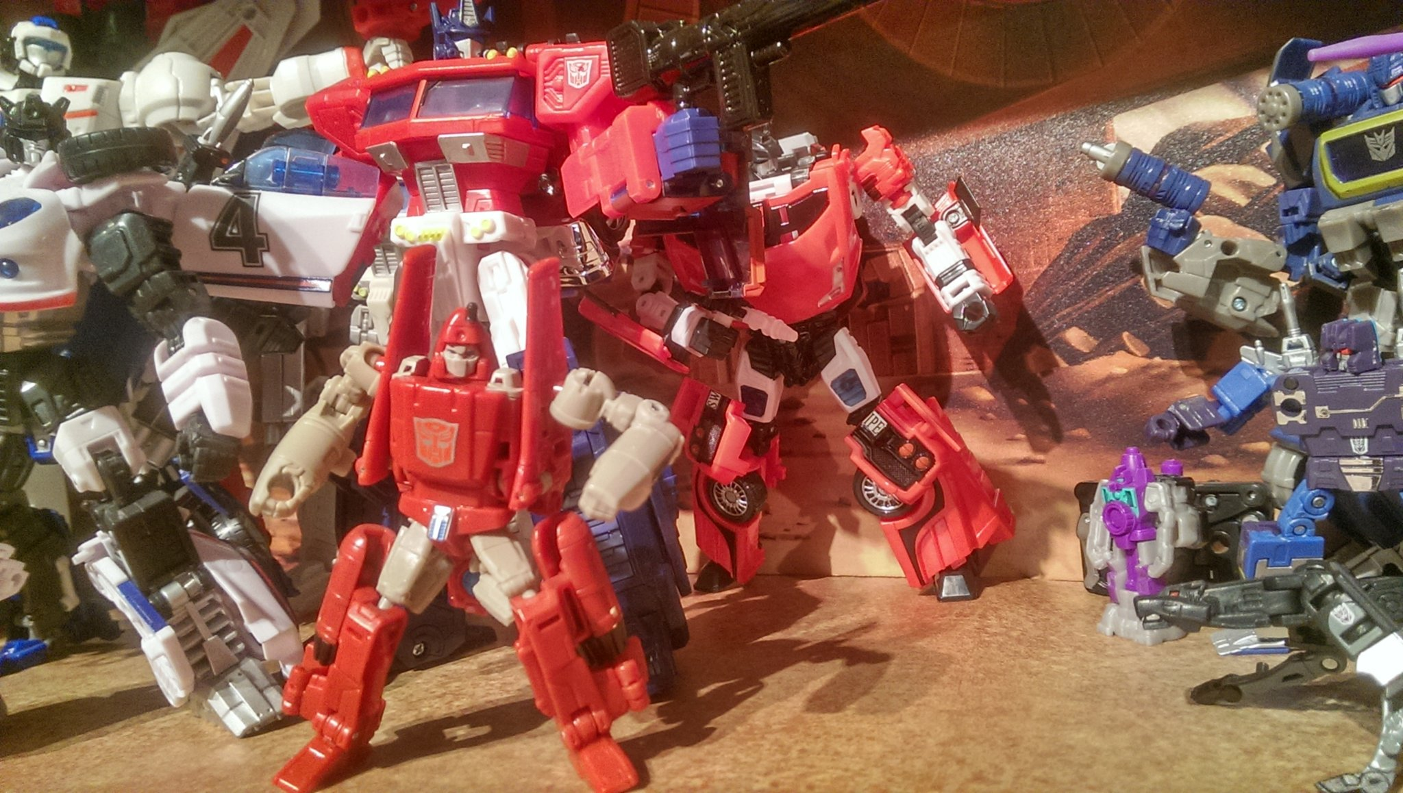 Favourite/best chug voyager optimus prime | Page 3 | TFW2005 - The ...