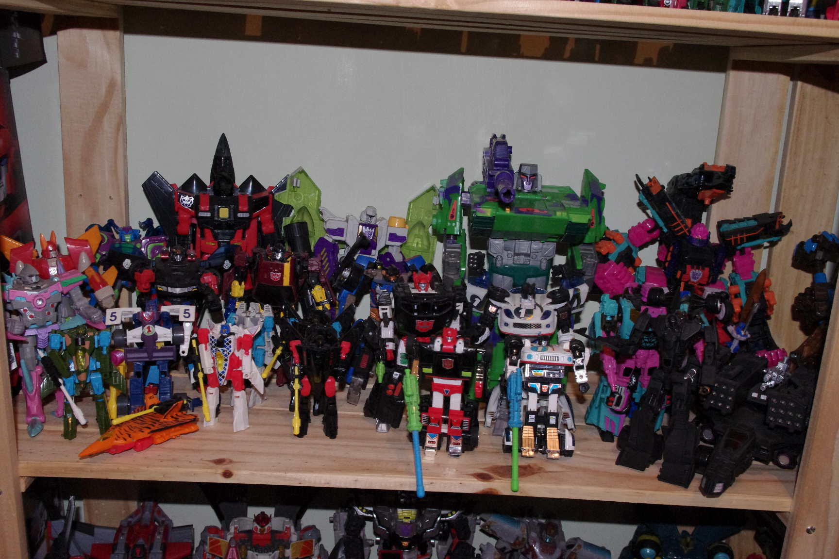 Transformers Two Toys 91
