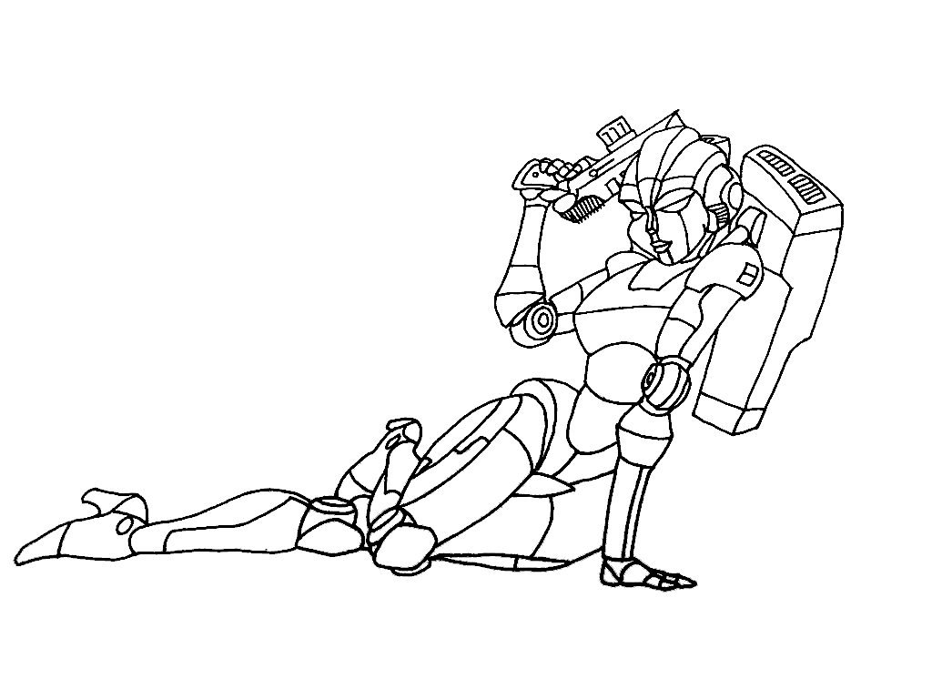 arcee transformers prime coloring pages - photo#26