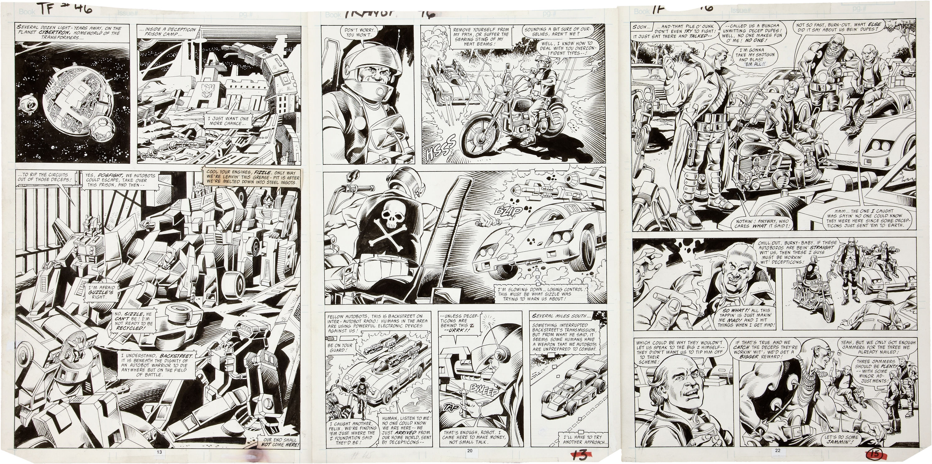 Be Nelson Yomtov! (Colorists, Tackle an Original Transformers Marvel Comics Page!)-jose-20delbo-20transformers-2046-20pages-2002.jpg