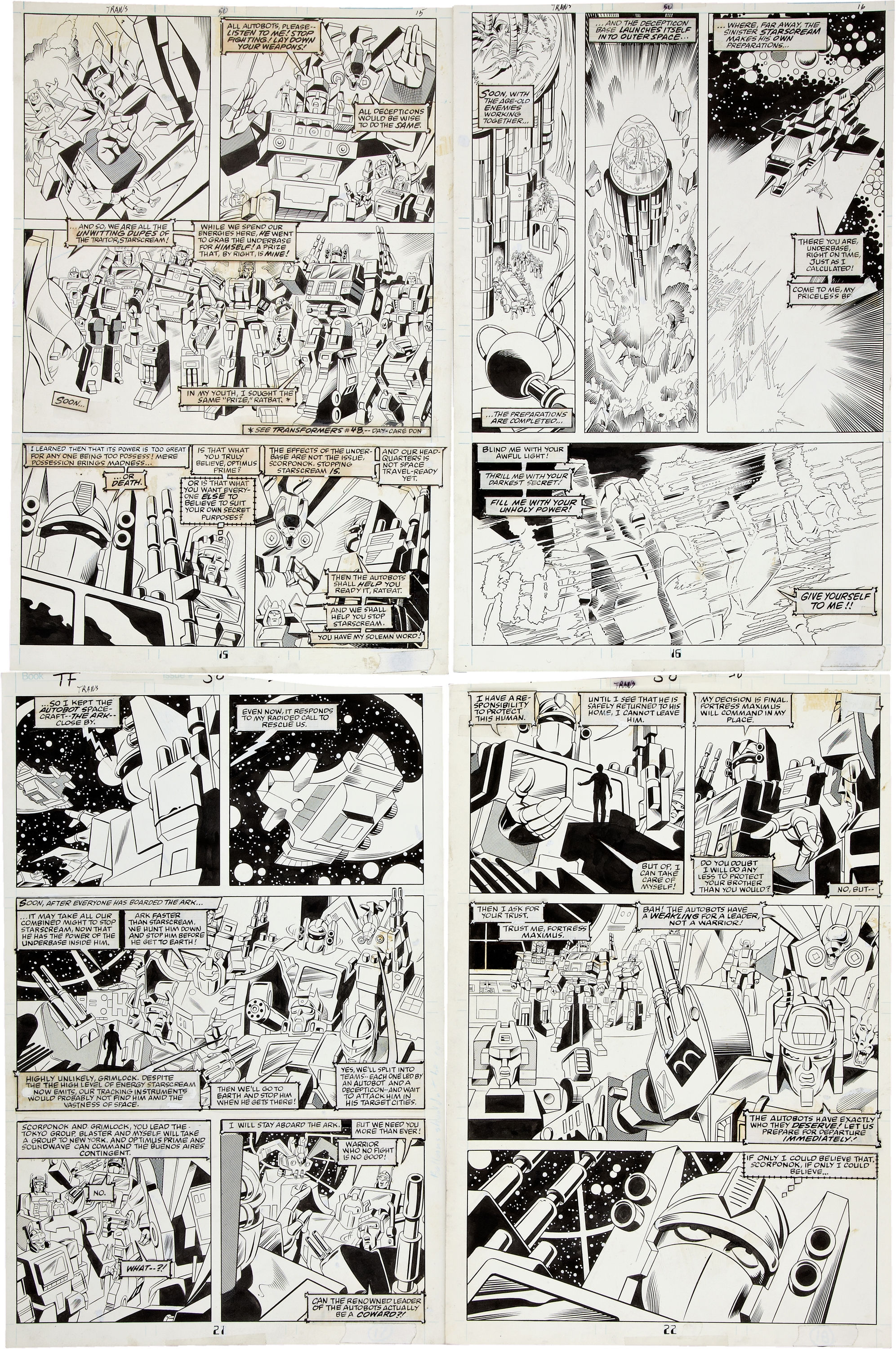 Be Nelson Yomtov! (Colorists, Tackle an Original Transformers Marvel Comics Page!)-jose-delbo-transformers-50-page-03.jpg