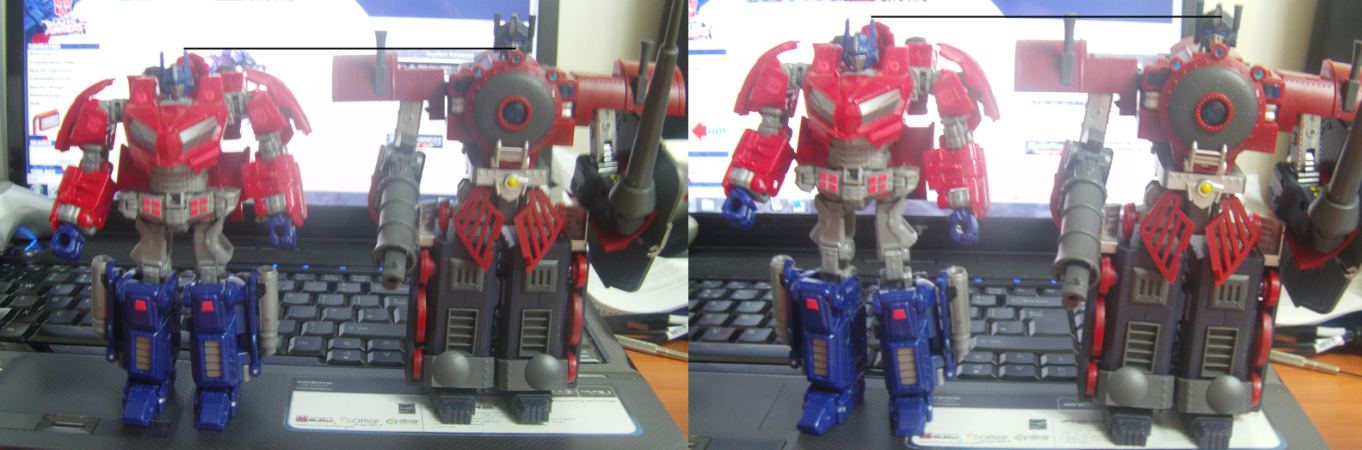 WfC Optimus Prime Easy Leg Modification-knightmorphercomparison.png