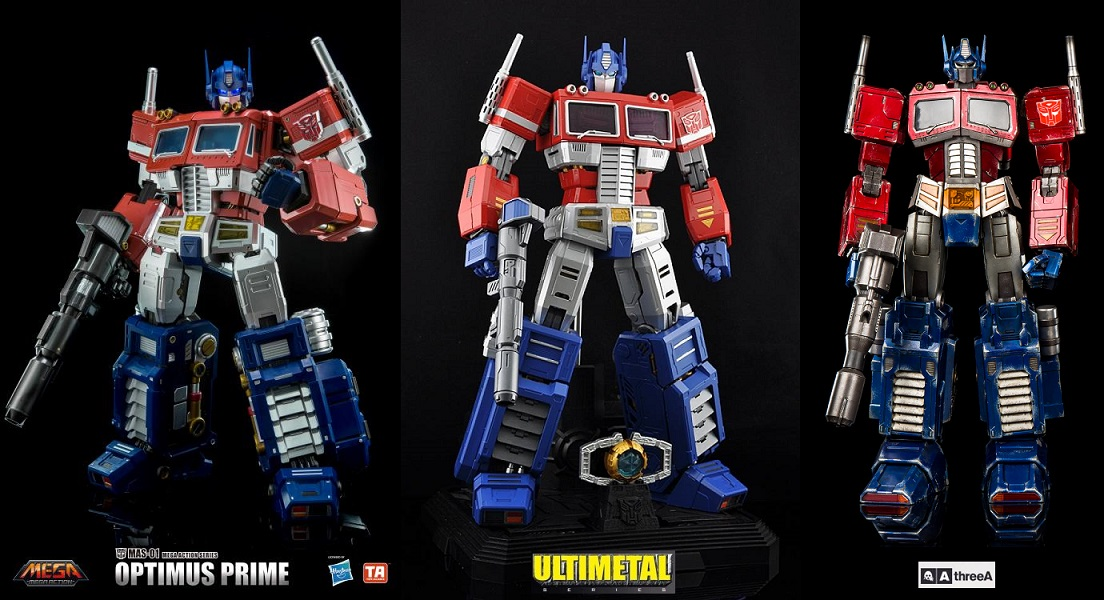 Large Scale Non-transforming Optimus Prime G1 Transformers 18 inch tall.jpg