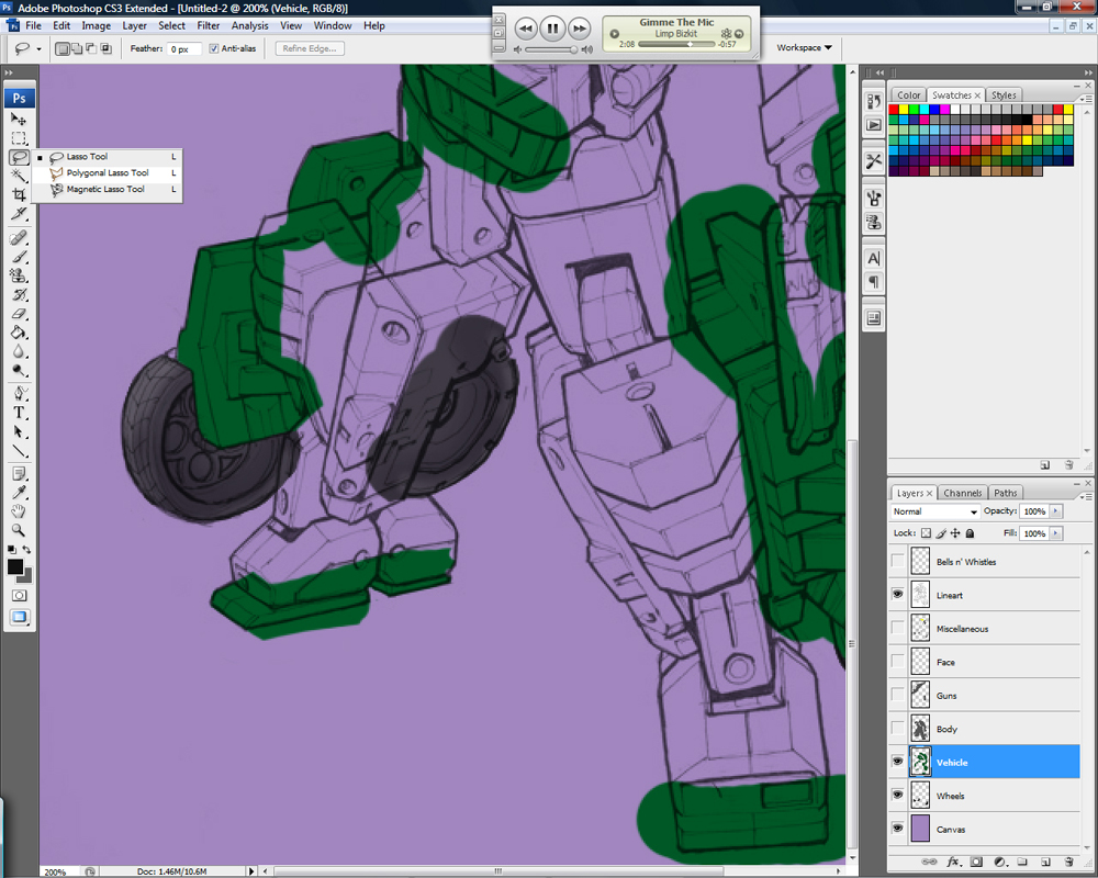 Drawing Transformers: Part 2 - Color Basics-lasso1.jpg