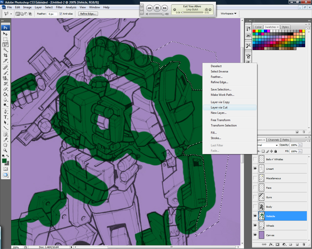 Drawing Transformers: Part 2 - Color Basics-lasso6.jpg