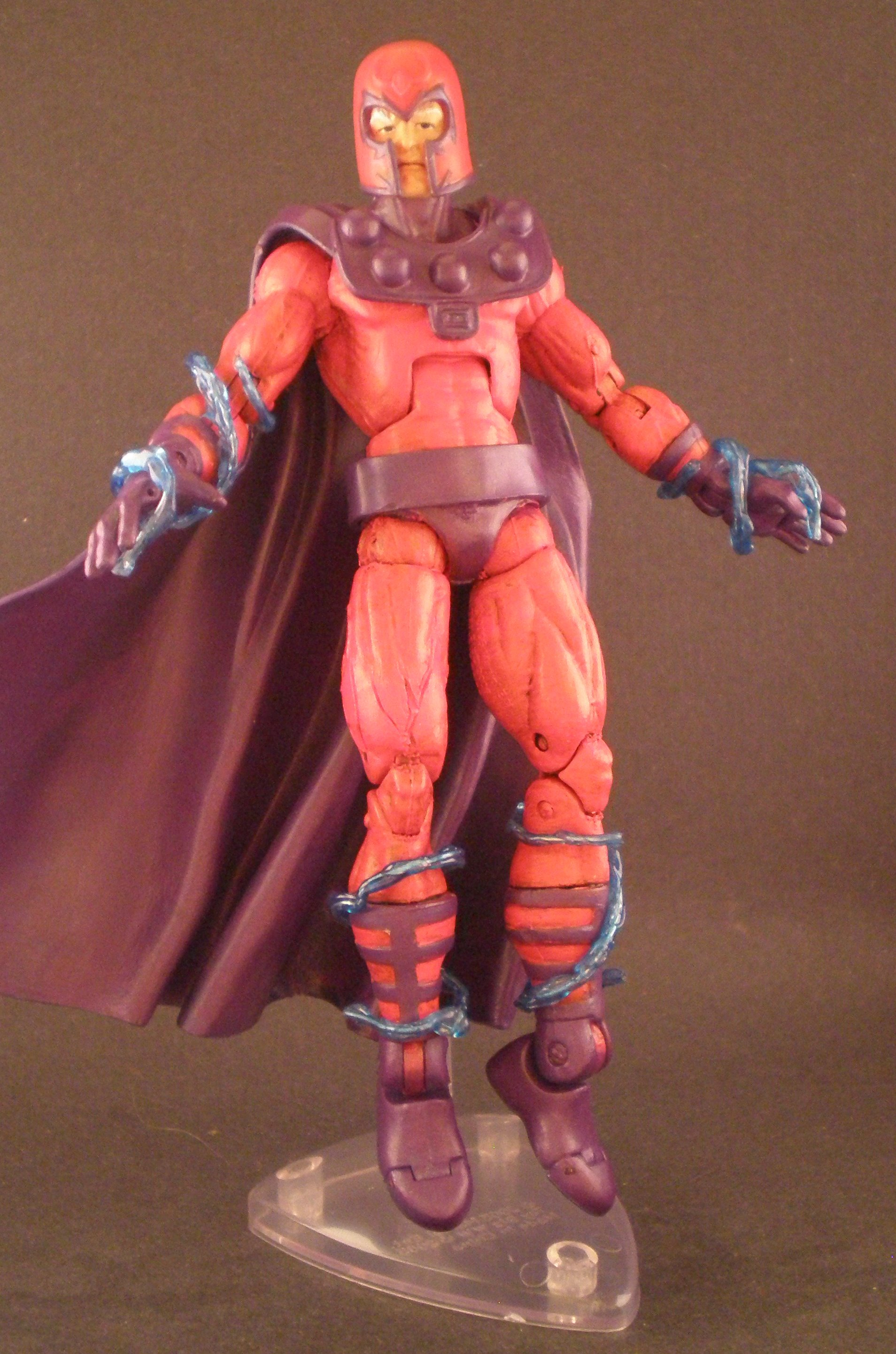 non tf marvel legends magneto tfw2005 the 2005 boards