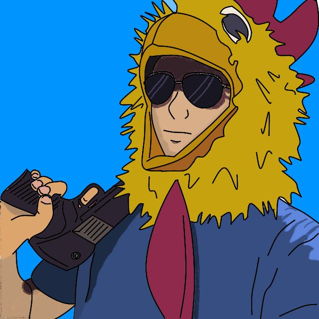 ned chicken shotgun anime.jpg