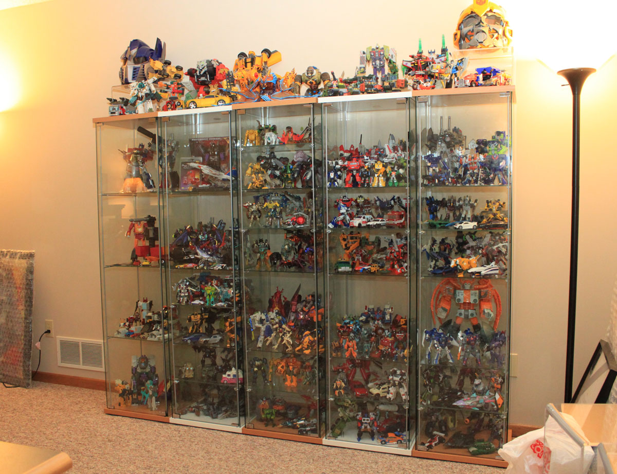 Beyond Basics: - IKEA Detolf Modification #1 - Adding Additional ...