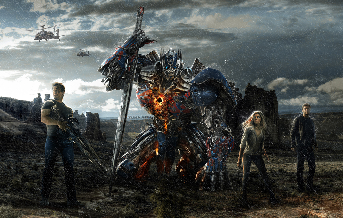 Age of Extinction Wallpaper by Goblin - TFW2005.com