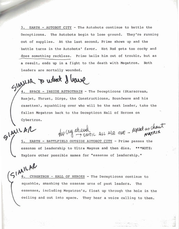 Early synopsis of 1986 movie plot and characters (Ron Friedman goodies)-page9.jpg