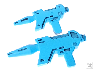 (Painted) TR Bumblebee Blaster - Size Comparison 1.png