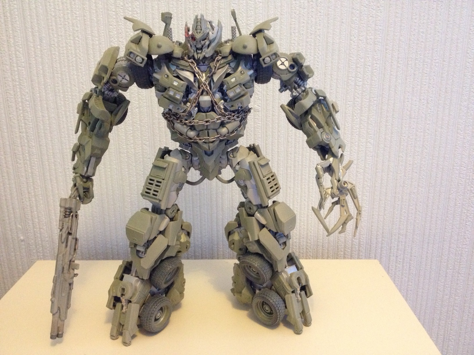 Transformers Dotm Megatron Transformers Dotm Leader Class