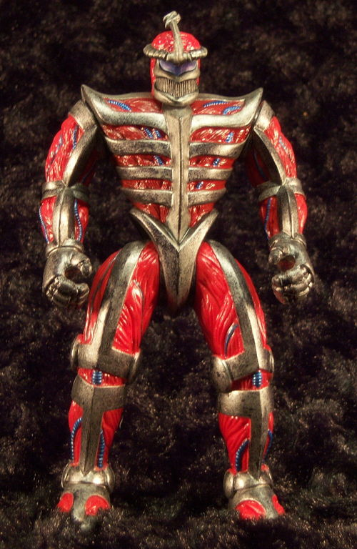 Non-TF: Power Rangers Lord Zedd - TFW2005 - The 2005 Boards