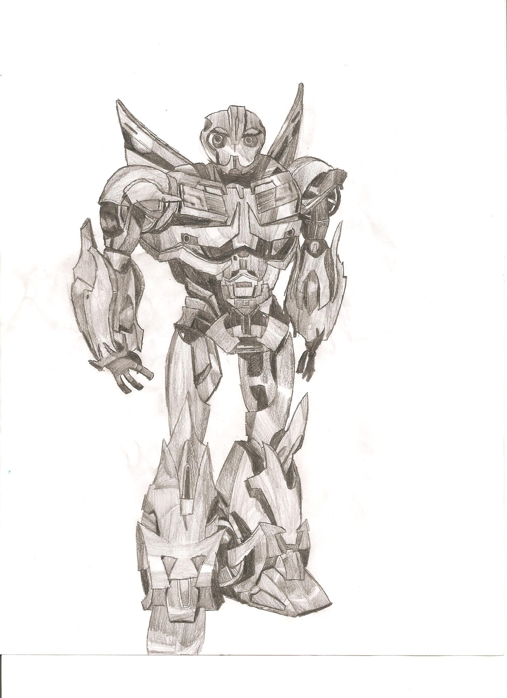 suggestions online images of transformers prime bumblebee drawing