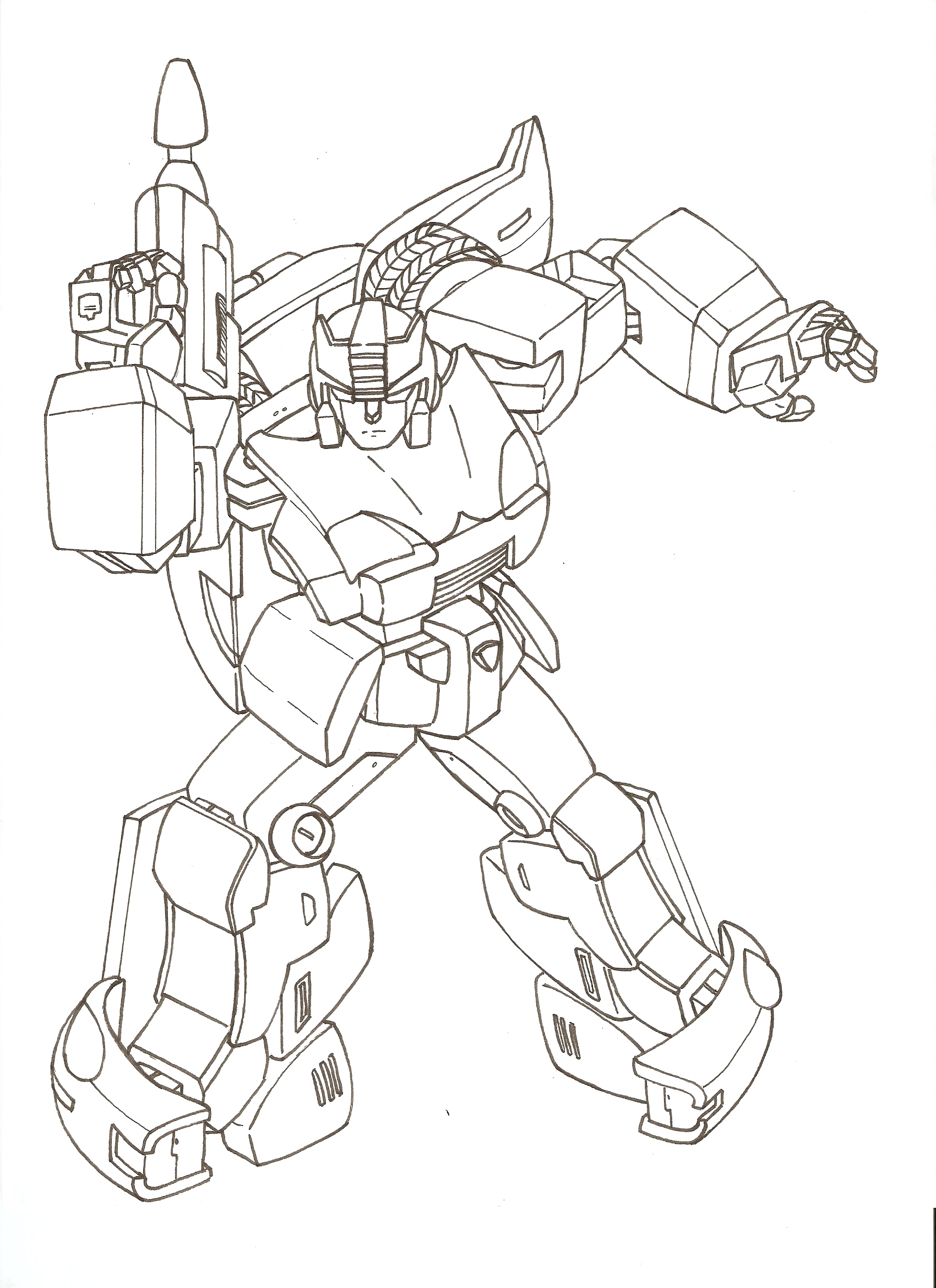 Prowl (G1) | Teletraan I: The Transformers Wiki | Fandom | 2338x1700