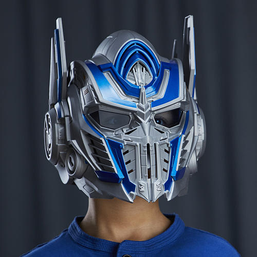 optimus prime helmet instructions